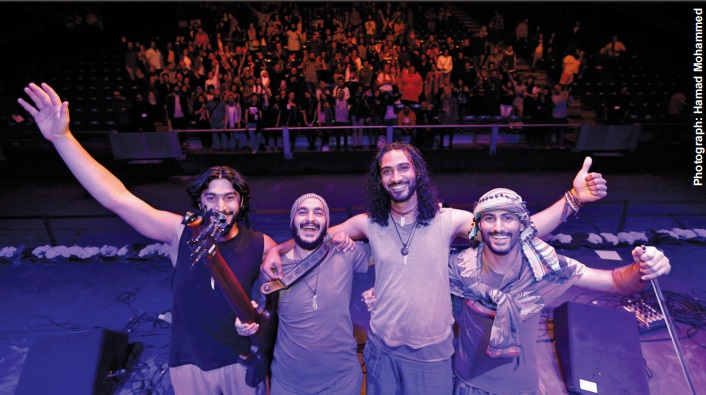 Gulf Weekly Band all set for a big date