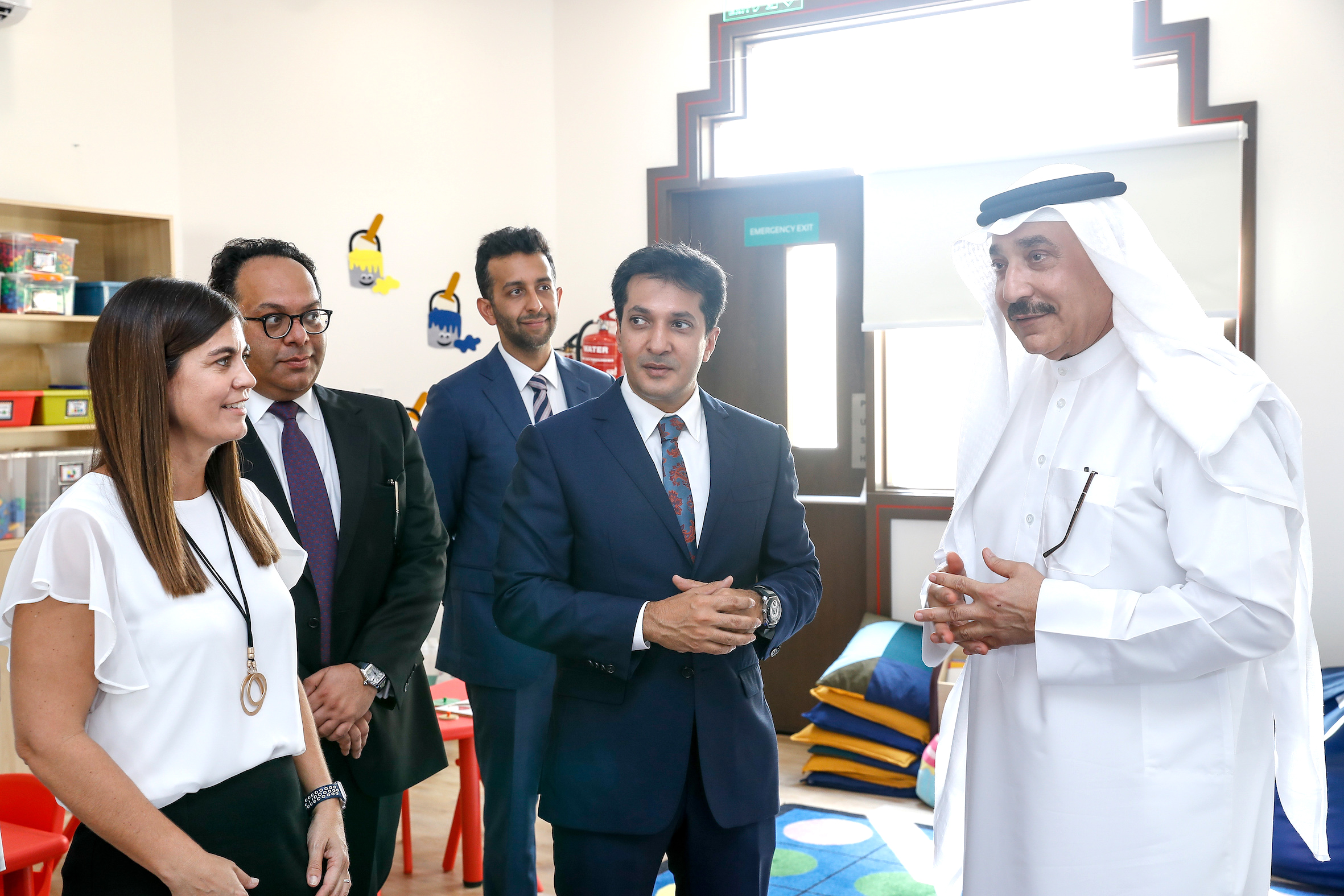 Gulf Weekly Kinder World opens