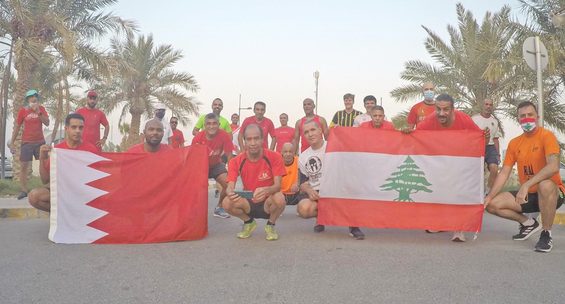 Gulf Weekly Run for Beirut