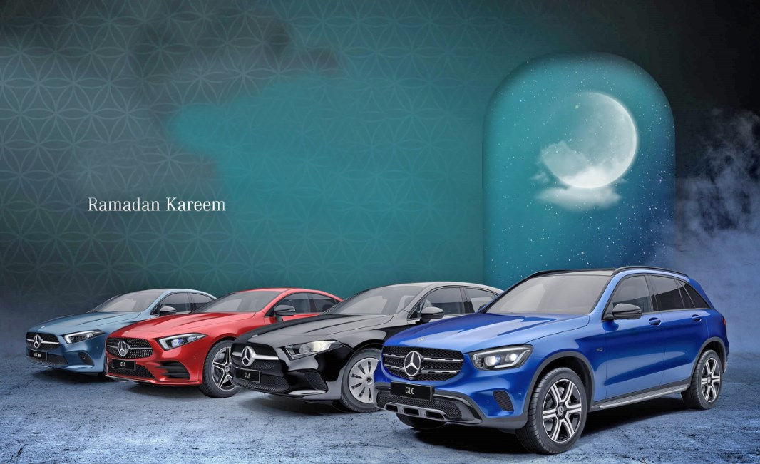 Gulf Weekly Exciting Ramadan deals on Mercedes-Benz cars