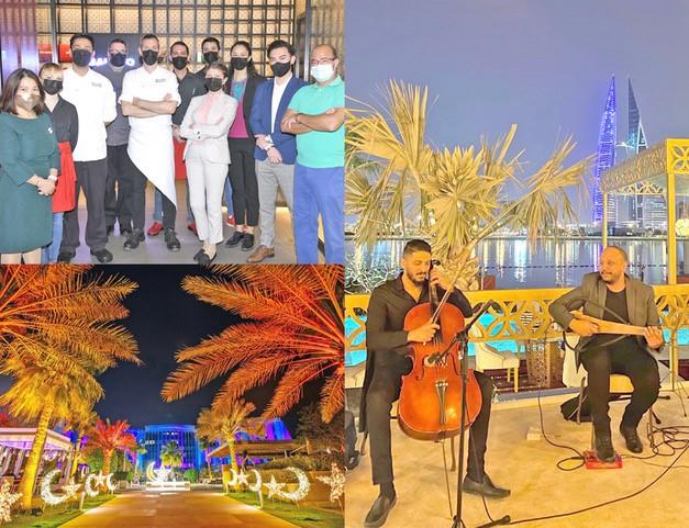 Gulf Weekly Ramadan scene