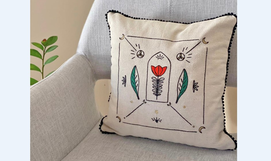 Gulf Weekly Cushions for a cause