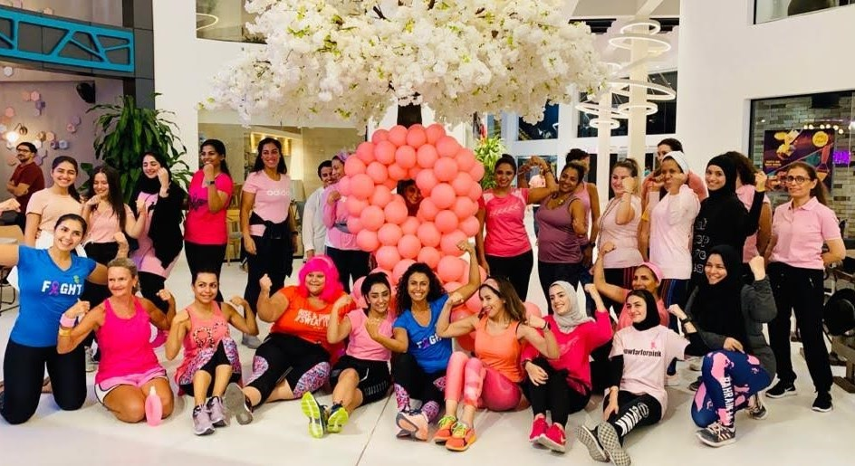 Gulf Weekly Running for pink